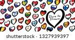 song festival euro songfestival ... | Shutterstock .eps vector #1327939397