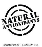 natural antioxidants stamp on... | Shutterstock .eps vector #1328024711