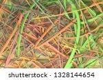 virtual backdrop  messy strings ... | Shutterstock . vector #1328144654