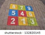 Children's Playground  Colorfu...