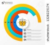 infographic design template....   Shutterstock .eps vector #1328225174