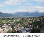 fabulous panorama and cityscape ...   Shutterstock . vector #1328357534