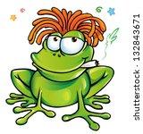 Jamaican Frog