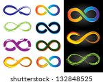 Eight Different Infinity...