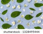 romantic floral backgorund | Shutterstock . vector #1328495444