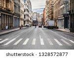 new york city asphalt road on...   Shutterstock . vector #1328572877
