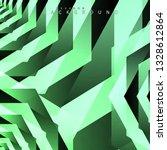 colorful hexagon abstract... | Shutterstock .eps vector #1328612864