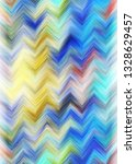 colorful zigzag striped pattern ... | Shutterstock . vector #1328629457