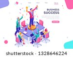 header  screen increase ... | Shutterstock .eps vector #1328646224