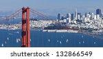 San Francisco Panorama From Sa...