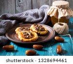 romantic morning still life  in ... | Shutterstock . vector #1328694461