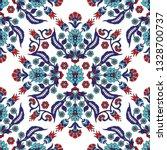 turkish arabic pattern vector... | Shutterstock .eps vector #1328700737