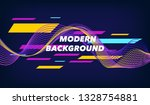 modern sport violet background... | Shutterstock .eps vector #1328754881