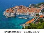 Dubrovnik  Adriatic Sea In...