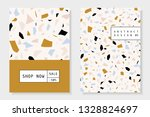modern and trendy templates... | Shutterstock .eps vector #1328824697