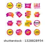 sale banner templates design.... | Shutterstock .eps vector #1328828954