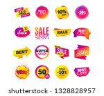 sale banner templates design.... | Shutterstock .eps vector #1328828957