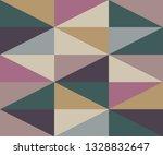 abstract vector geometric... | Shutterstock .eps vector #1328832647