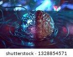 artificial intelligence concept ... | Shutterstock . vector #1328854571