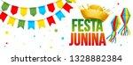 festa junina   june party.... | Shutterstock . vector #1328882384