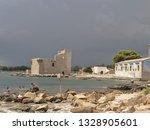 coastal reserve vendicari...   Shutterstock . vector #1328905601