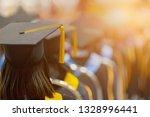 rear view selective focus of... | Shutterstock . vector #1328996441