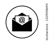 email icon vector. e mail icon. ...