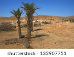 Matmata, Tunisia - stock photo