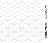 3d white pattern in arabic... | Shutterstock .eps vector #132922991