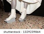 milan  italy   february 20 ... | Shutterstock . vector #1329239864