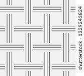vector seamless pattern.... | Shutterstock .eps vector #1329243824