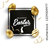 Easter Card With Paper Cut...