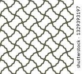 seamless geometric ornamental...   Shutterstock .eps vector #1329393197