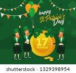 vector illustration for st....   Shutterstock .eps vector #1329398954