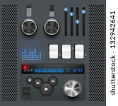 gui. user interface graphic...
