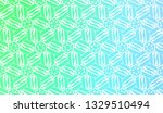 pattern with abstract illusion... | Shutterstock .eps vector #1329510494
