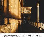 out in old sacramento  | Shutterstock . vector #1329532751