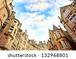 Historical Architecture In The...