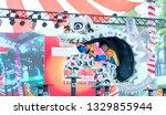ho chi minh city  vietnam  ... | Shutterstock . vector #1329855944