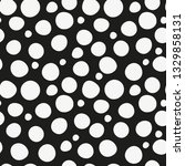 seamless two tone pattern with... | Shutterstock .eps vector #1329858131