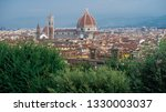 cathedral of santa maria del... | Shutterstock . vector #1330003037