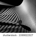 black and white lace is light... | Shutterstock . vector #1330022327