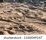 hot sand. sand background. sand ... | Shutterstock . vector #1330049147