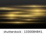 stylish golden light effect.... | Shutterstock .eps vector #1330084841