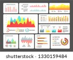 dashboard ui infographics....