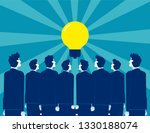 business people looking for... | Shutterstock .eps vector #1330188074