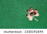 conceptual photo of st. patrick'... | Shutterstock . vector #1330192694