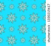 floral seamless pattern  vector ... | Shutterstock .eps vector #1330215617