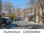 pomorie  bulgaria   march 02 ... | Shutterstock . vector #1330364861