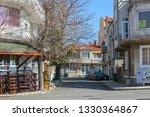 pomorie  bulgaria   march 02 ... | Shutterstock . vector #1330364867